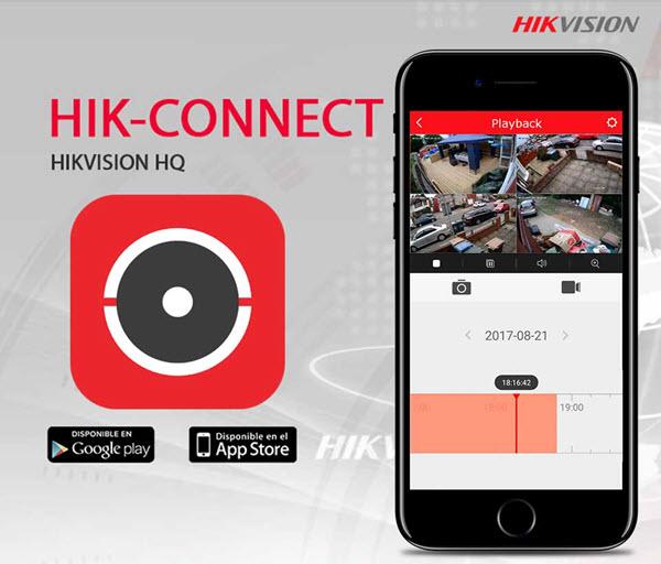 Altijd de nieuwste Hik-Connect en iVMS-4500 App van Hikvision