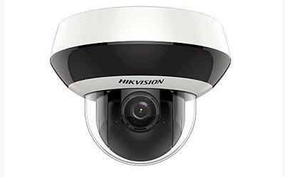 Hikvision brengt kleine, maar complete PTZ-camera