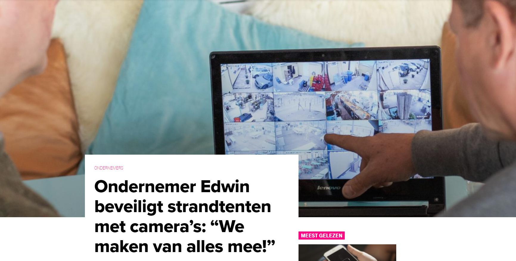 Complete Beveiliging T-Mobile Nederland
